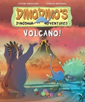 Volcano! by Stephen Bordiglioni