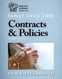 Family Child Care Contracts & Policies by Tom Copeland