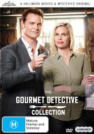 The Gourmet Detective Collection on DVD