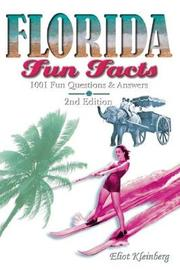 Florida Fun Facts by Eliot Kleinberg