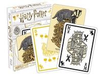 Harry Potter: Playing Card Set - Hufflepuff