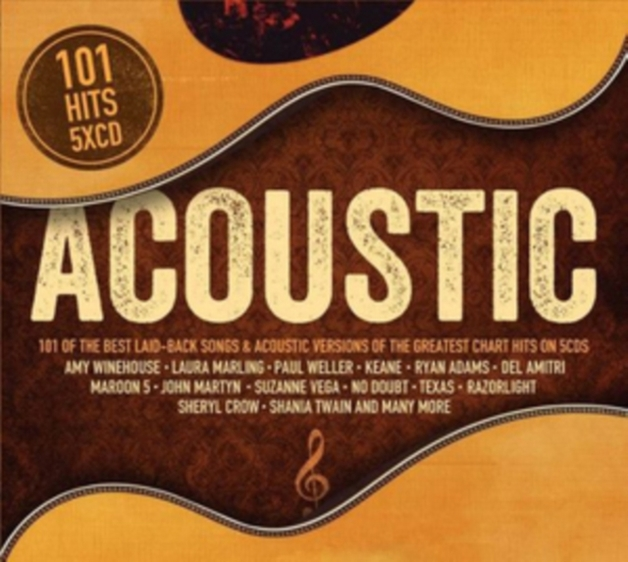 101 Hits - Acoustic by Various