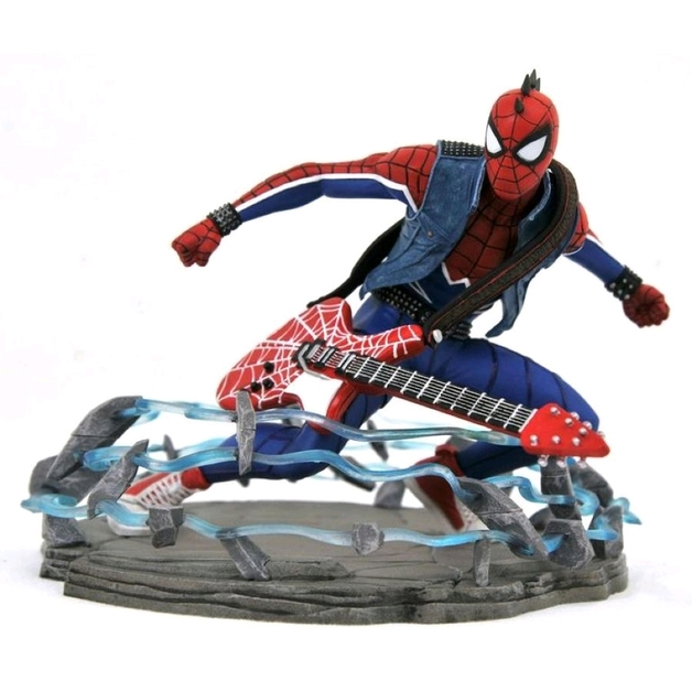 "Marvel: Spider-Punk - 7"" Gallery Statue"