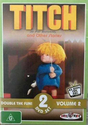 Titch - Vol. 2 on DVD