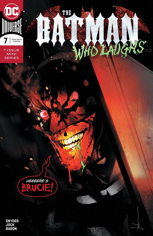 The Batman Who Laughs - #7 (Cover A) by Scott Snyder