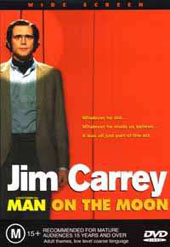 Man On The Moon on DVD