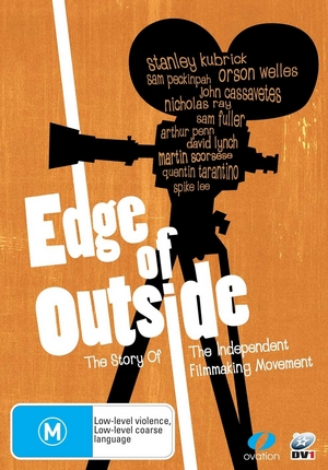 Edge of Outside - The Story of the Independent Filmmaking Movement on DVD image
