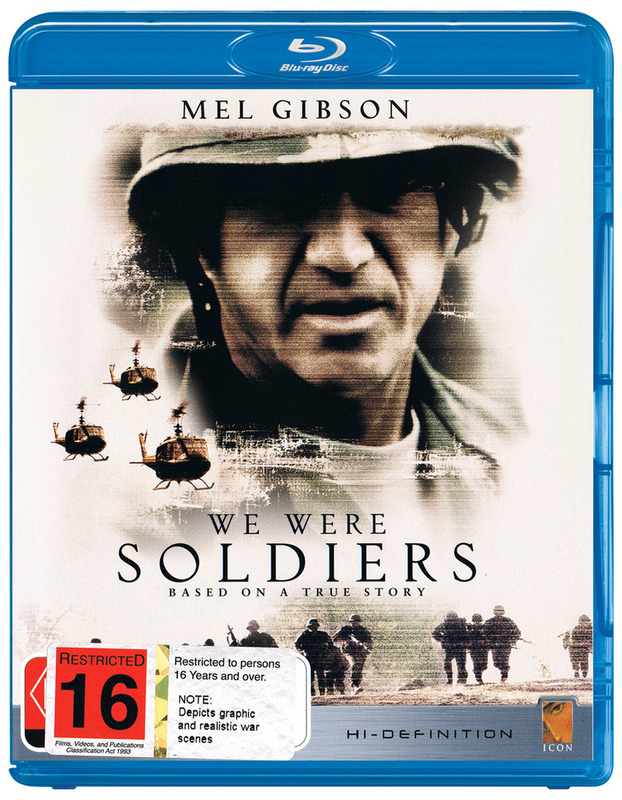 We Were Soldiers on Blu-ray