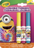 Rock & Roll Minions Pip-Squeaks Markers