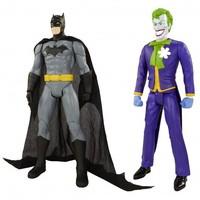 50cm Batman vs Joker Double Pack