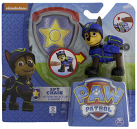 Paw Patrol Actionpack Pup Badge - Spy Chase