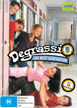 Degrassi - The Next Generation: Season 1 on DVD