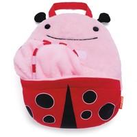 Skip Hop: Zoo Travel Blanket - Ladybug