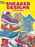 Sneaker Designs Coloring Book by Jo Taylor