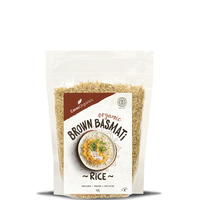 Ceres Organics Basmati Rice (Brown, 500g)