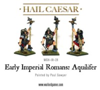 Hail Caesar: Imperial Roman Aquilifer