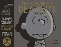 The Complete Peanuts 1989-1990 by Charles M Schulz