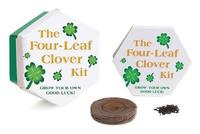 The Four-Leaf Clover Kit: Grow You Own Good Luck! by Pamela Liflander
