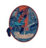 Marvel: Travel Luggage Sticker - Spider-Man #5