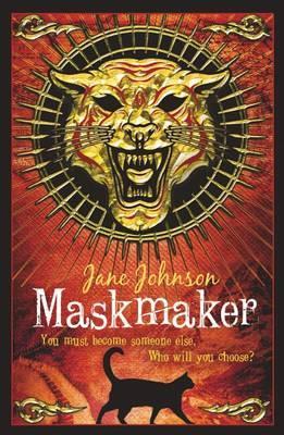 Maskmaker by Jane Johnson image