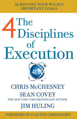 4 Disciplines of Execution by Sean Covey image
