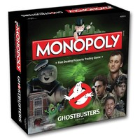 Monopoly: Ghostbusters Retro Edition