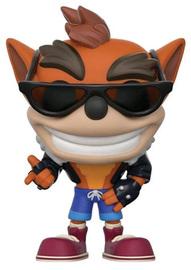 Crash Bandicoot (Biker Outfit Ver.) - Pop! Vinyl Figure image