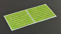 Gamer's Grass Bright Green 2mm tufts