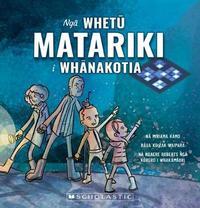 Ngā Whetu Matariki i Whānakotia by Miriama Kamo