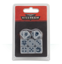 Warhammer 40,000: Kill Team - Genestealer Cults Dice Set