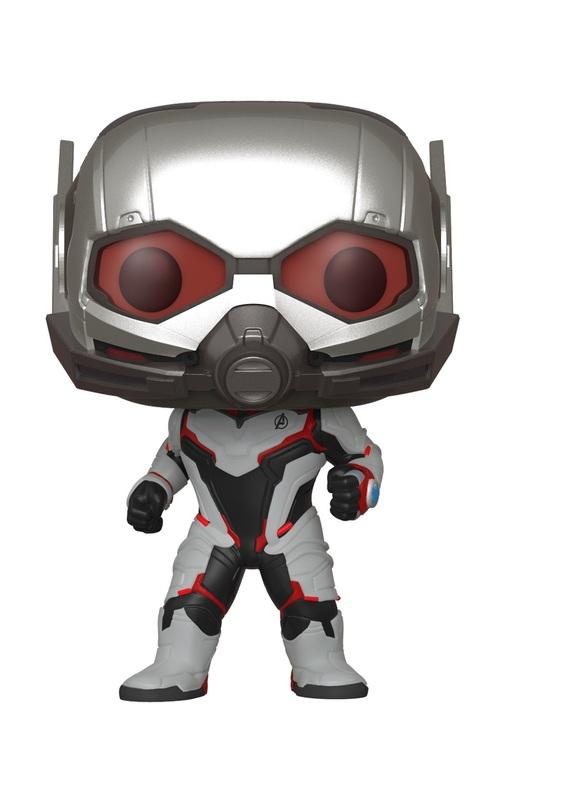 Avengers: Endgame - Ant Man (Team Suit) Pop! Vinyl Figure