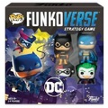Funkoverse: Gotham City Rumble - Board Game (4-Pk)