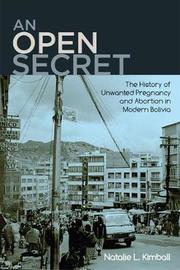 An Open Secret by Natalie L. Kimball