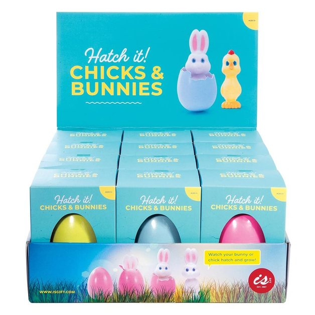 IS GIFT: Hatch it - Chicks & Bunnies