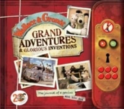 Grand Adventures and Glorious Inventions by Penny Worms image