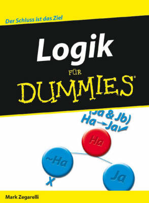 Logik Fur Dummies by Mark T. Zegarelli image