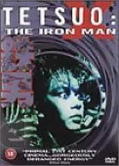 Tetsuo : Ironman on DVD