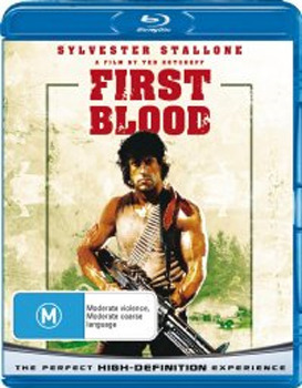 First Blood on Blu-ray