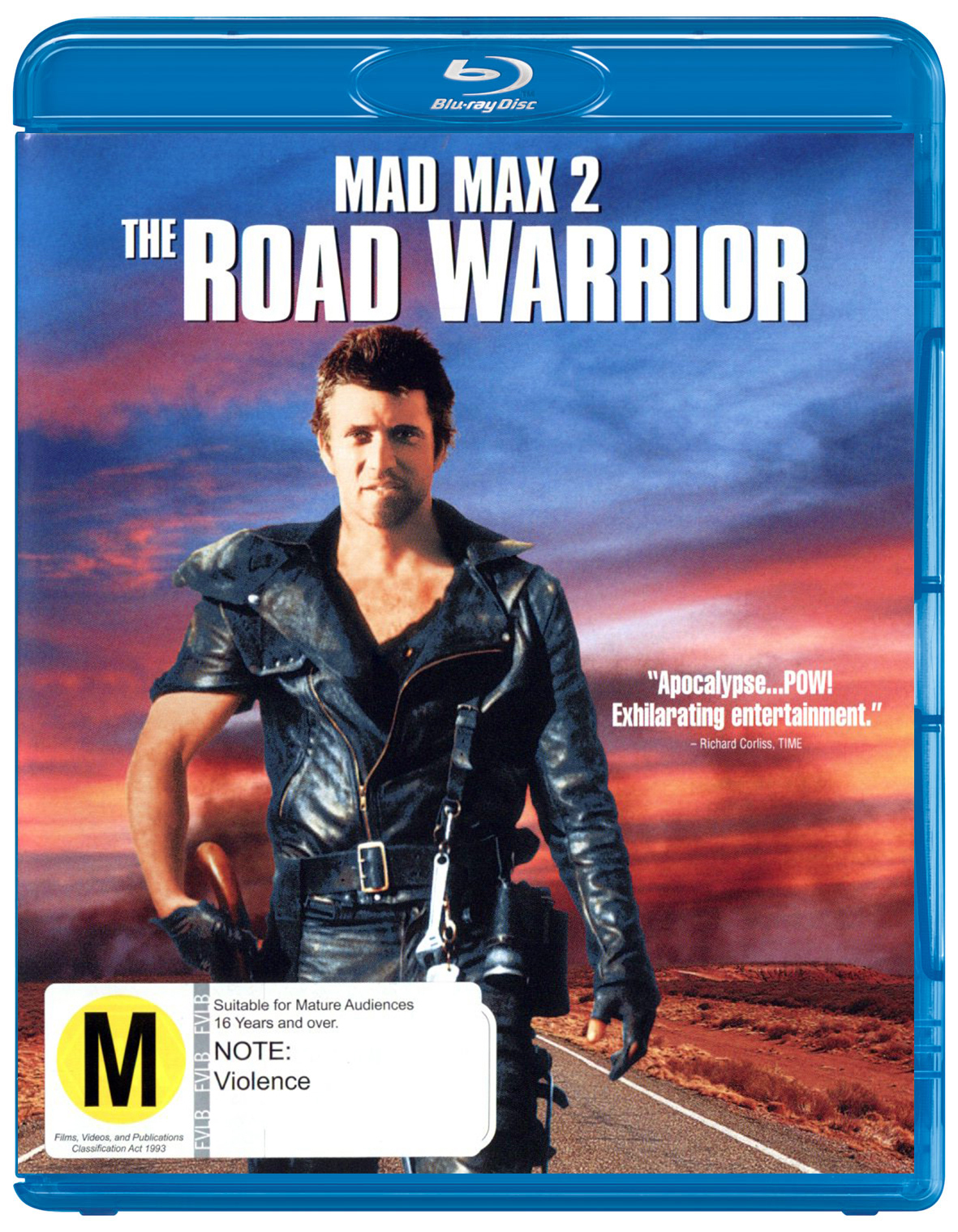 The Road Warrior - Mad Max 2 on Blu-ray image