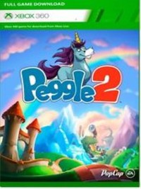 Peggle 2 (full game download) for X360