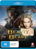 Beauty And The Beast on Blu-ray
