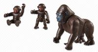 Playmobil: Zoo Theme - Gorilla with Babies (6638)