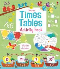 Times Tables Activity Book by Rosie Dickins