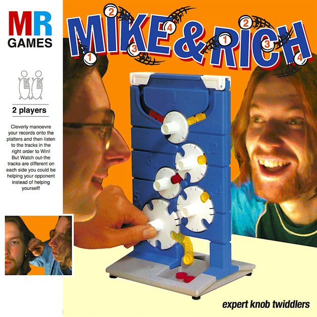 Expert Knob Twiddlers (3LP) by Mike & Rich