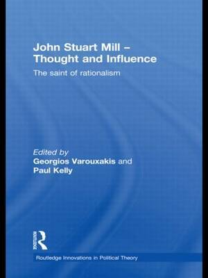 John Stuart Mill - Thought and Influence image