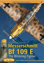 Messerschmitt Bf 109 E. by Marek J. Murawski