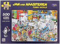 Van Haasteren: 500pc Candy Factory Puzzle