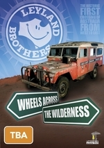 Leyland Brothers - Wheels Across The Wilderness (2 Disc Set) on DVD