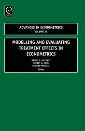 Modelling and Evaluating Treatment Effects in Econometrics image