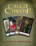 Call of Cthulhu: 7th Edition - Keeper Decks